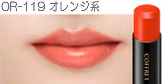 OR119オレンジ系